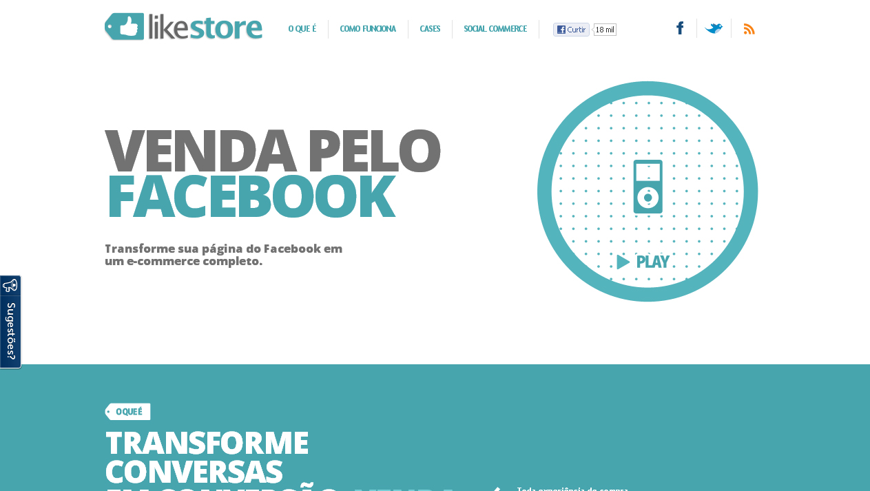 mercado-ecommerce-loja-virtual-facebook